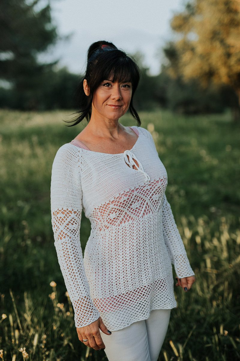 Hochzeitsrednerin Diana Hirsch lebt auf Mallorca und ist Rednerin für freie Trauzeremonien