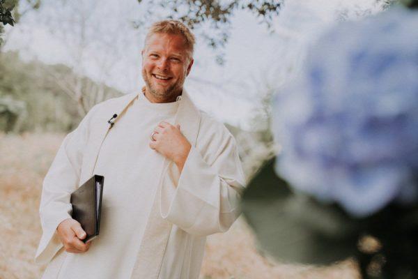 Ein Portraitfoto meines Kollegen Eike Rappmund.