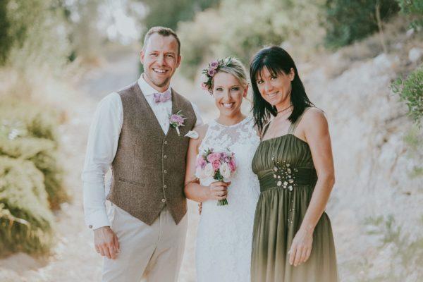 Eines meiner Lieblingsbilder gemeinsam mit dem Brautpaar auf der Finca Ost Major auf Mallorca.